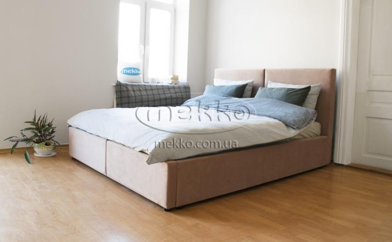 М'яке ліжко Enzo (Ензо) фабрика Мекко  Кагарлик