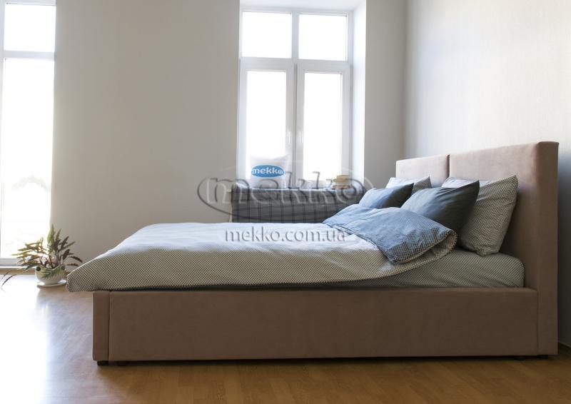 М'яке ліжко Enzo (Ензо) фабрика Мекко  Кагарлик-2