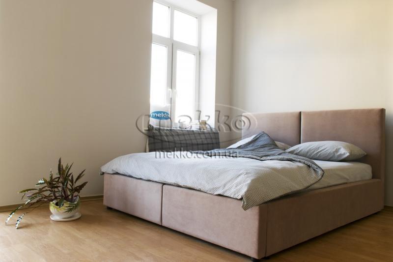 М'яке ліжко Enzo (Ензо) фабрика Мекко  Кагарлик-3