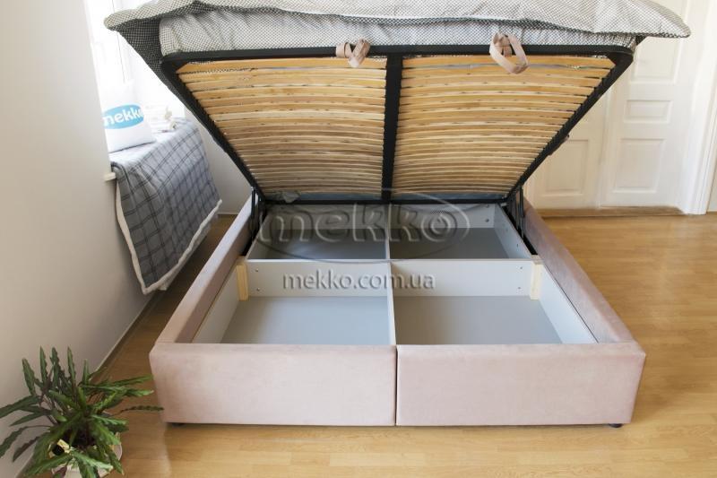 М'яке ліжко Enzo (Ензо) фабрика Мекко  Кагарлик-5