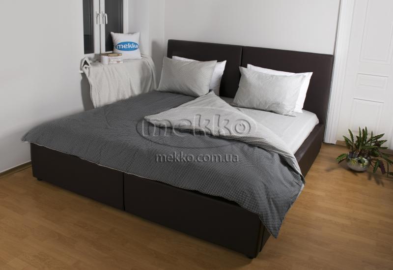 М'яке ліжко Enzo (Ензо) фабрика Мекко  Кагарлик-9