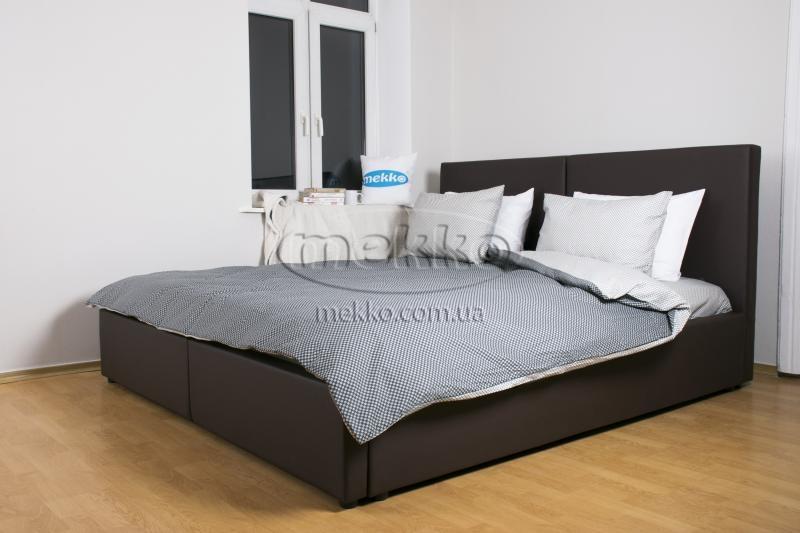 М'яке ліжко Enzo (Ензо) фабрика Мекко  Кагарлик-7