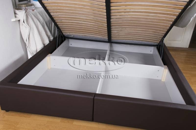 М'яке ліжко Enzo (Ензо) фабрика Мекко  Кагарлик-11